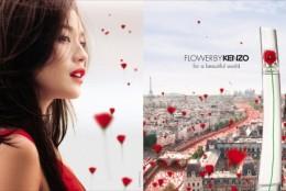 Flower by Kenzo: un cadou inmiresmat pentru fiecare gand bun impartasit