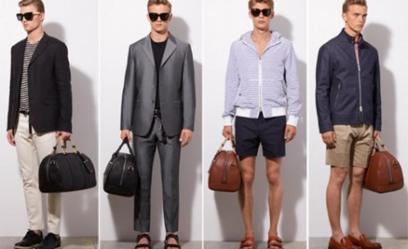 Piese casual pentru un smart update al garderobei masculine in primavara 2015