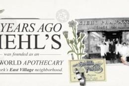 Farmacopeea straveche alaturata principiilor cosmeticii moderne: incursiune in universul frumusetii Kiehl's