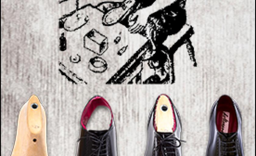 d'Alexandru: esenta elegantei masculine  transpusa in pantofii made-to-measure
