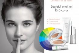 Avène Couvrance: gama dermato-cosmetica de produse de machiaj pentru tenul sensibil