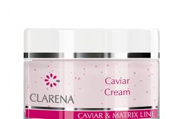 Caviar Cream (Clarena): o crema de cinci stele cu efecte anti-aging remarcabile