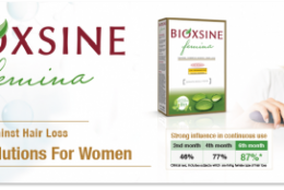 Bioxsine Femina 2 in 1 Shampoo&Herbal Cream: solutiile tratament cu actiune dovedita impotriva caderii parului