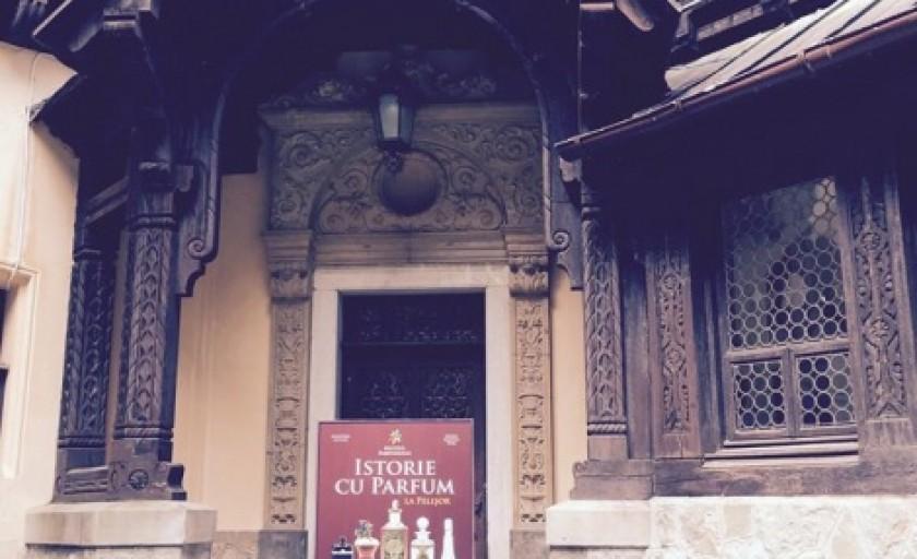 Capodopere olfactive reunite intr-un muzeu al legendelor (inca) vii: istorie cu parfum regal la Castelul Pelisor