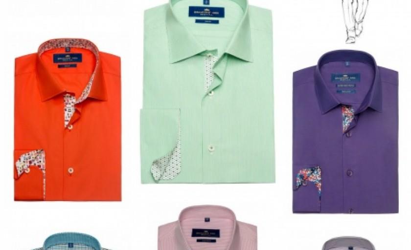 Stil masculin: noii oaspeti ai garderobei casual si propunerile Braiconf pentru o vara boema