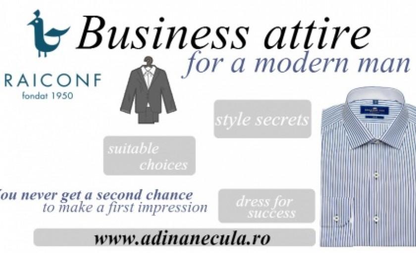 Detaliile care transforma o banala camasa business intr-un reper de stil: piese esentiale amprentate de savoir-faire-ul Braiconf