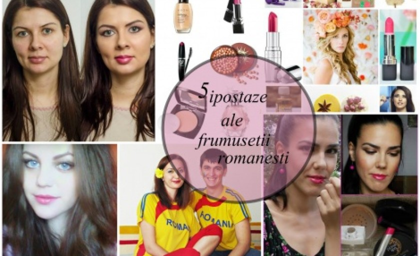 Cinci interpretari ale frumusetii romanesti: castigatoarele concursului AVON