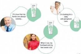 SVR Spirial: protectie antiperspiranta maxima concentrata in formule perfect tolerate de toate tipurile de piele
