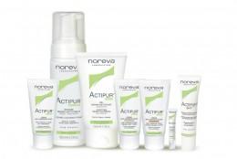Actipur, Exfoliac si Sebiaclear: cele mai eficiente dermato-cosmetice pentru tenul acneic