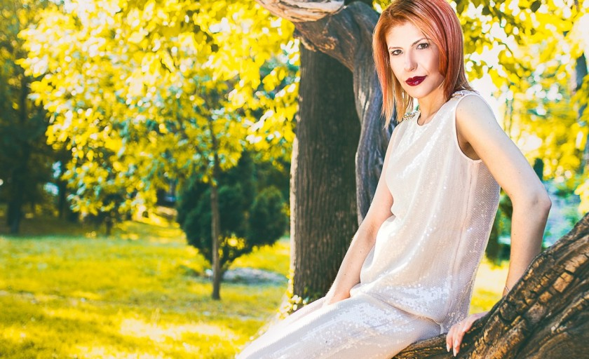 Eleganta clasica si straluciri discrete in noul capitol fashion Stefanel toamna-iarna 2015-2016
