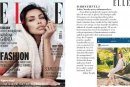 Secrete de frumusete impartasite in editia din luna octombrie a revistei ELLE
