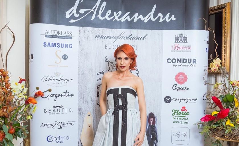 Lansarea brandului romanesc de pantofi barbatesti made-to-measure d'Alexandru