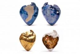 Expozitia de bijuterii-concept Ensemble of Broken Pieces la Castelul Pelisor