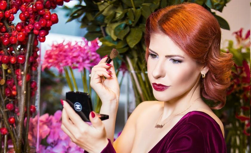 Les Automnales (Chanel): secretele unui machiaj de o eleganta atemporala