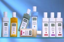 Item si Hegor: formule dermatologice performante pentru ingrijirea completa a parului si scalpului