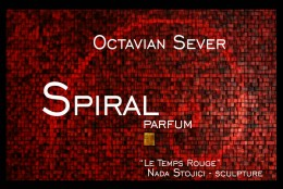 Spiral Scent Secret: doua esente pretioase aparent opuse reunite intr-o metafora olfactiva si vizuala de exceptie
