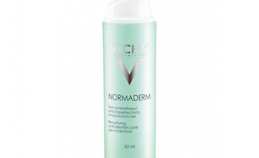 Vichy Normaderm: provocarea unui ten lipsit de imperfectiuni si de simptomele asociate schimbarilor hormonale sau poluarii urbane
