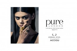 MOOGU se alatura designerilor internationali la Pure London 2016