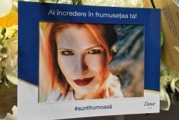 #suntfrumoasa – prima campanie Dove ce are in prim plan femei din Romania