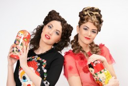 Inspiratie ruseasca in piese cu poveste: Mashenka by Diana Barbur