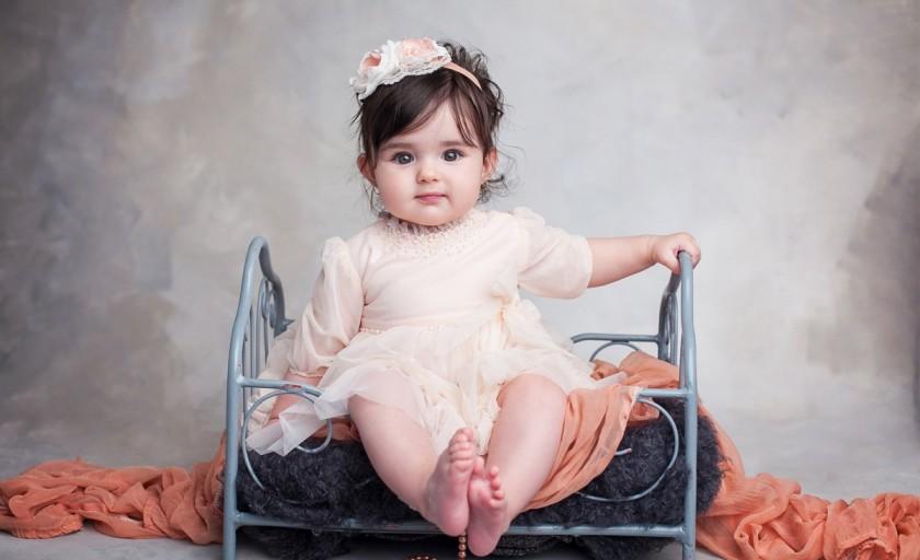 Trusourile personalizate de botez Mashenka Little Princess