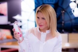 Microdermabraziune la domiciliu: experienta mea cu Philips VisaCare, cel mai avansat aparat de curatare faciala