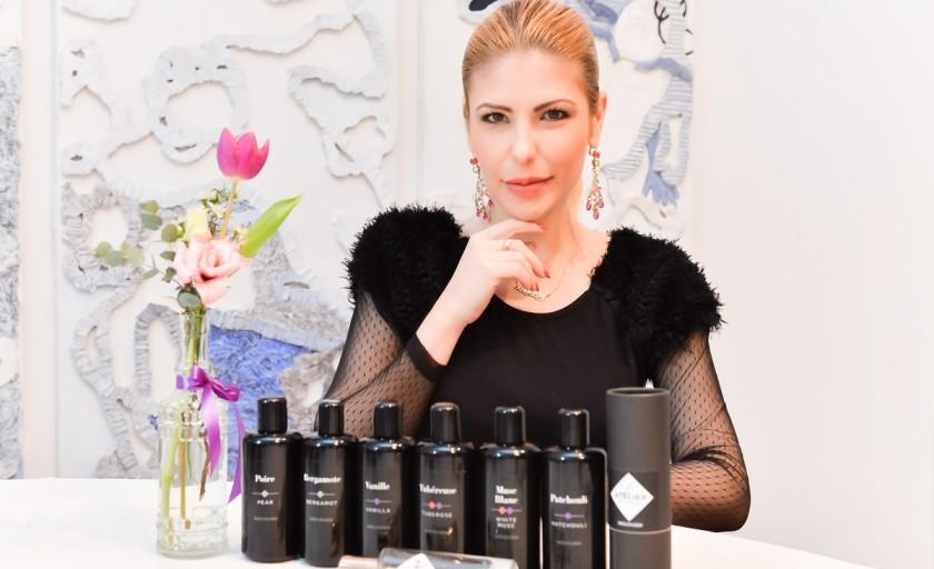 L'Atelier des Parfums: o experienta creativa unica prilejuita de Molinard si Beautik Haute Parfumerie