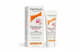 Noreva Noresun Gradual UV SPF50: protectie solara inovatoare pentru un bronz sanatos