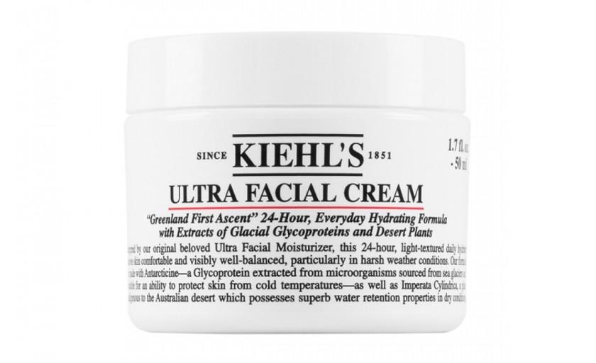 Kiehl's Ultra Facial Cream: secretele uneia dintre cele mai versatile creme hidratante