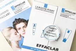 Kit-ul cadou La Roche-Posay Effaclar: produsele esentiale pentru ingrijirea tenului cu imperfectiuni