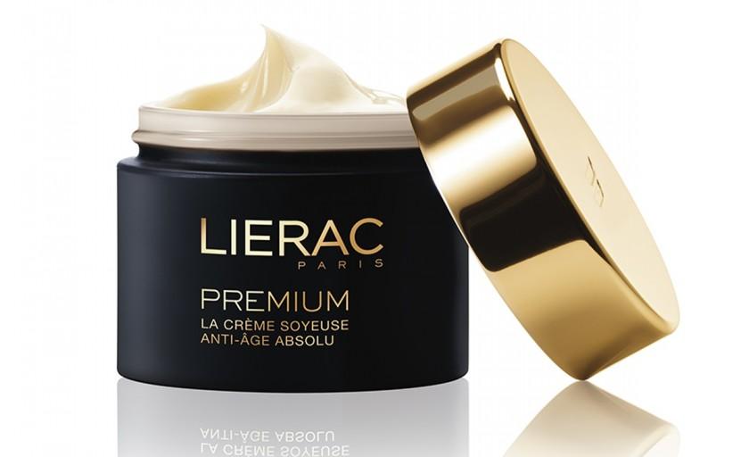 Ecuatia unui ten perfect: Lierac Premium Crème Soyeuse Anti-Age Absolu