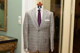 Maris Made to Measure: eleganta clasica si arta costumului masculin