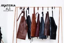 MATERIA: povesti creative si design contemporan in piele