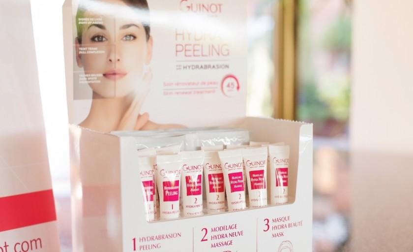 Guinot Hydra Peeling: cea mai avansata tehnologie non-invaziva de regenerare a pielii