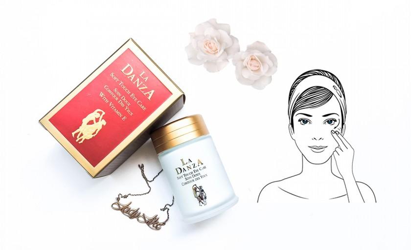 La Danza Soft Touch Eye Cream (Zepter Cosmetics): tratamentul intensiv anti-aging pentru conturul ochilor