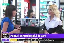 Cum iti pregatesti trusa de cosmetice pentru vacanta