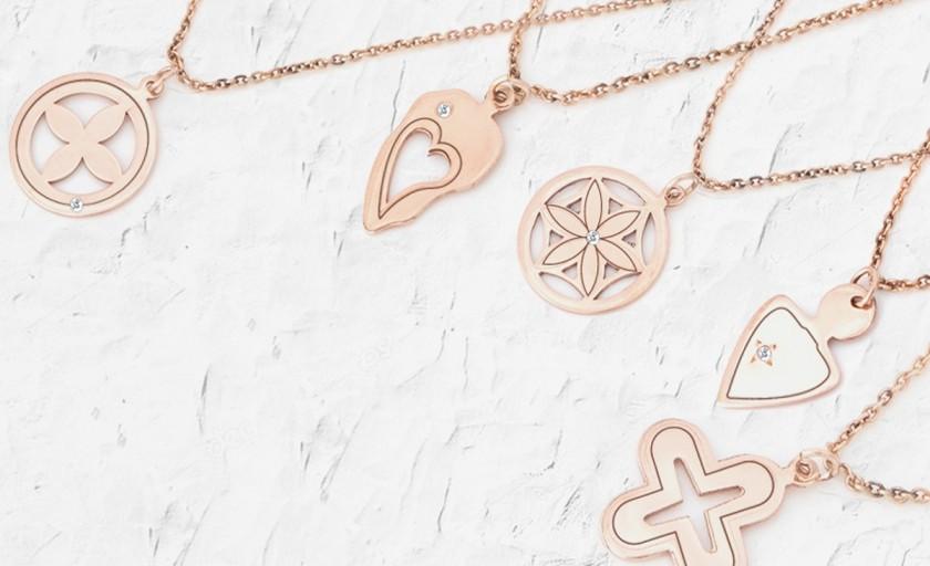 SINbols: noua colectie fine jewellery MOOGU inspirata din simboluri ancestrale