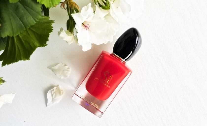Si Passione: un nou capitol de seductie olfactiva semnat Giorgio Armani