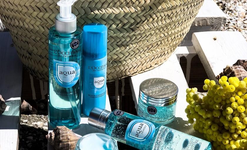 L'Occitane Aqua Réotier: o noua abordare a hidratarii celulare, pentru un aspect general al pielii vizibil imbunatatit
