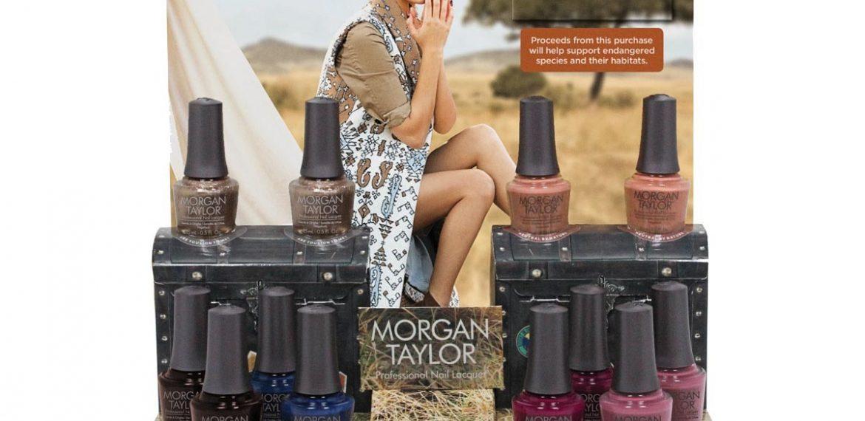 Tendinte manichiura toamna-iarna 2018-2019: noile lacuri Morgan Taylor si Gelish sunt inspirate din cultura africana