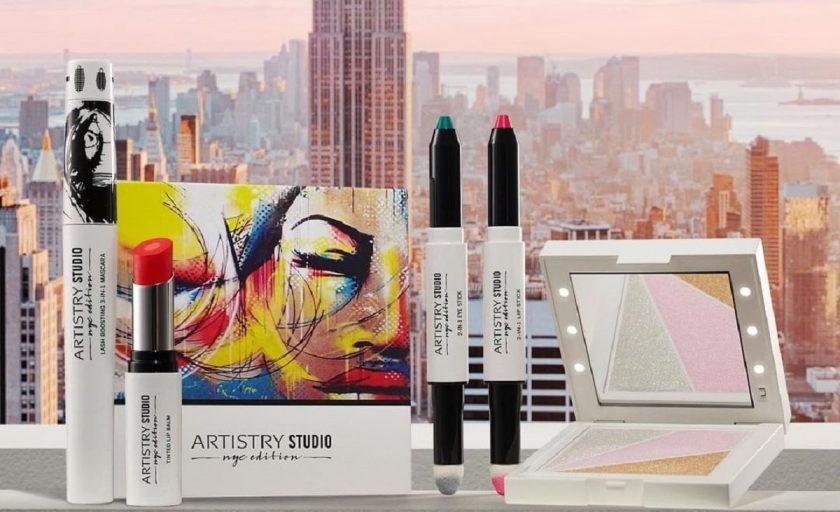 Artistry Studio NYC Edition: o colectie de machiaj in editie limitata, inspirata de stilul newyorkez