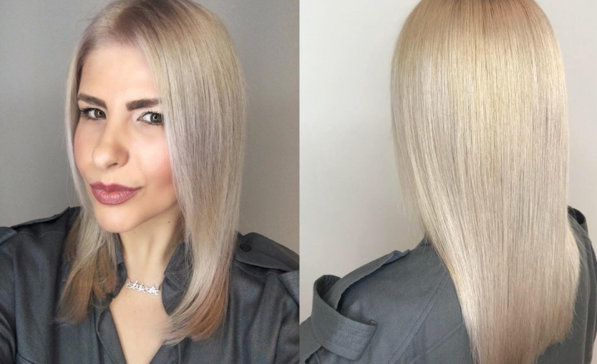 Cum alegi nuanta de blond care te intinereste