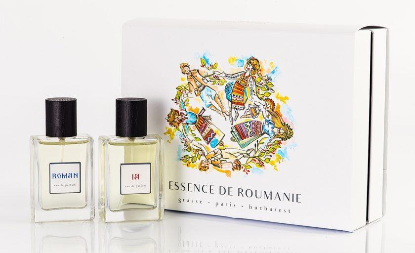 """ROMAN si IA by Essence de Roumanie: doua parfumuri omagiu pe care sa le porti ori de cate ori iti este dor de """"acasa"""""""