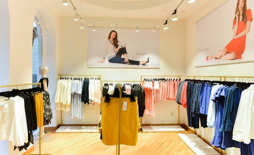 Sense Flagship Store: o noua destinatie de shopping si cateva idei inspirate pentru o garderoba practica si actuala