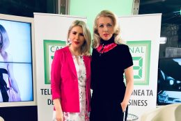 Frumusetea – pasiune, job si afacere. Un dialog #ladylike cu Cristina Turnagiu Dragna despre eleganta si eticheta in business