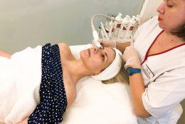 Aquapure: secretele celui mai complex tratament facial al momentului