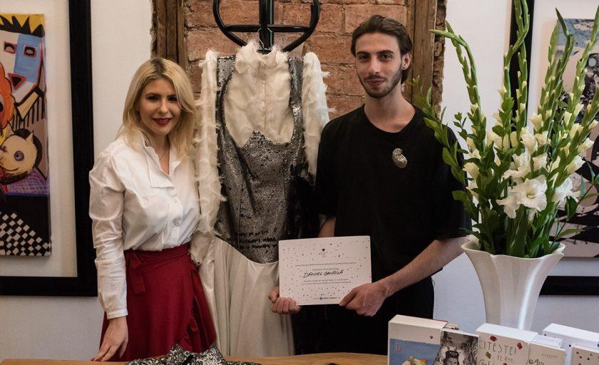 Gala UAD 2019: Daniel Gavrila si farmecul unei povesti fashion cu iz baroc