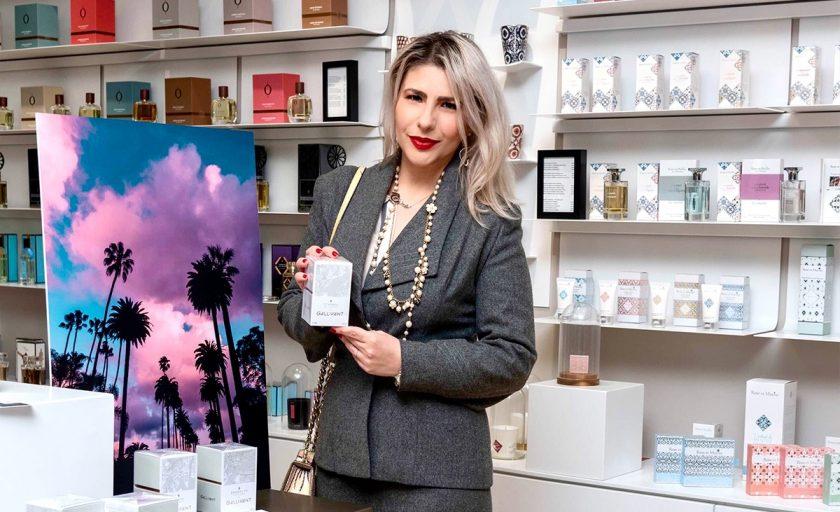 Los Angeles by Gallivant: o esenta cu iz hollywoodian, descoperita la Rosa Mundi Parfums d'Auteur, cea mai noua parfumerie din Bucuresti