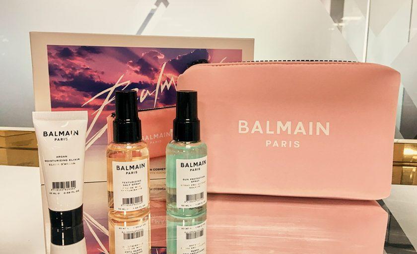 Balmain Hair Couture Summer 2020: produsele de ingrijire si styling esentiale pentru o vara de inspiratie nouazecista si accesoriile in editie limitata menite sa transforme coafarea intr-un veritabil rasfat