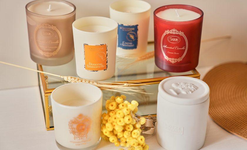 Lumanari parfumate si povesti incantatoare transpuse in paradisul olfactiv de acasa